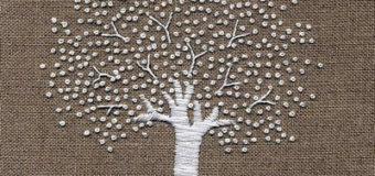 Vyšívaný strom