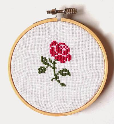 Malá růže